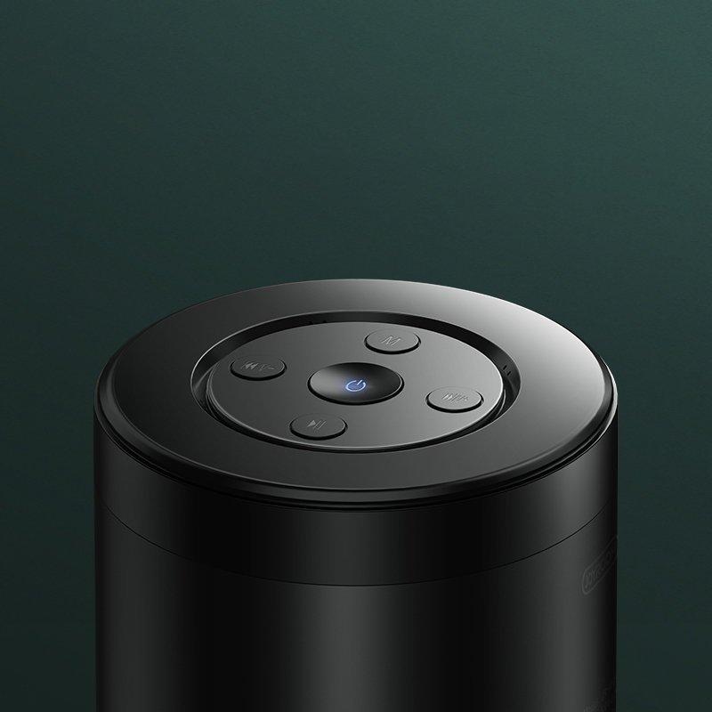 Joyroom Wireless Speaker Bluetooth 5.0 5W black (JR-M09)