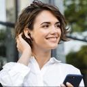 Mixcder wireless TWS Bluetooth 5.0 earphones black