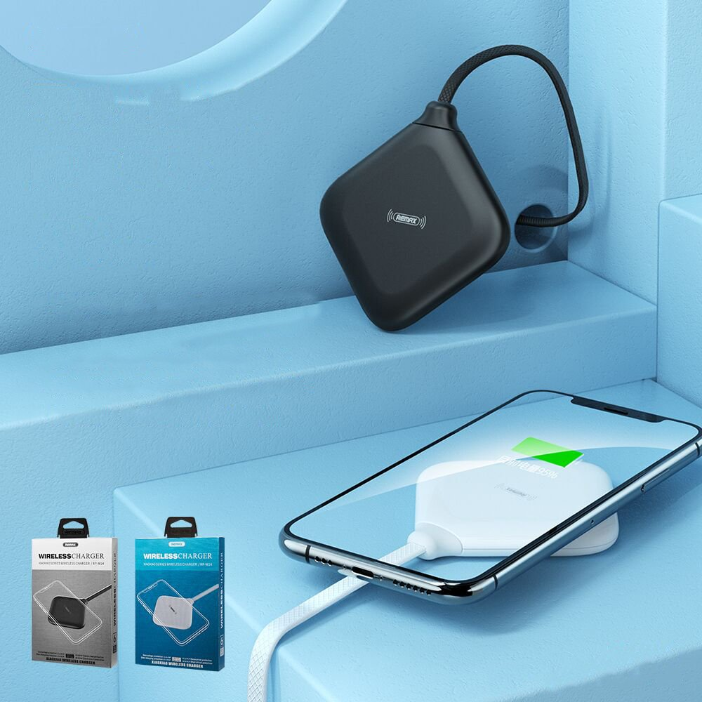 Remax 5 W wireless Qi charger
