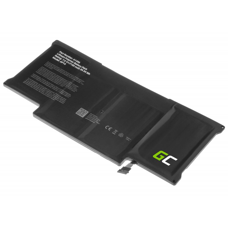 Green Cell baterija za Apple MacBook Air 13 A1369 A1466 A1377 A1405 A1496 (2010, 2011, 2012, 2013, 2014, 2015, 2017)