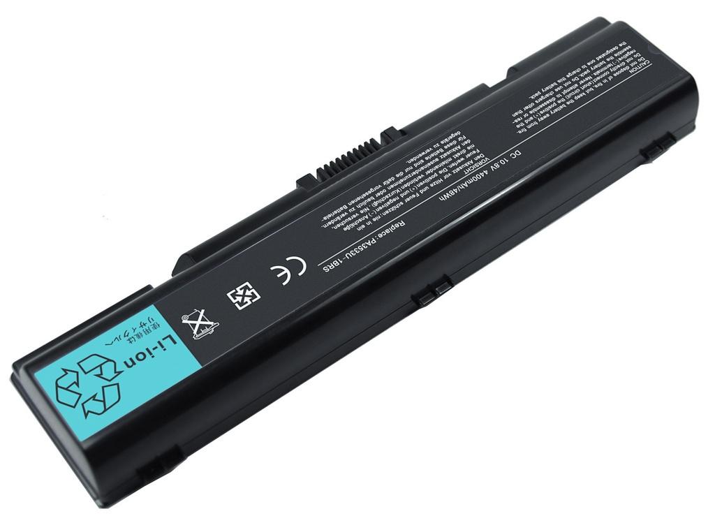 Батерија NRG+ за Toshiba Satellite L300 L305D L350 PA3534U