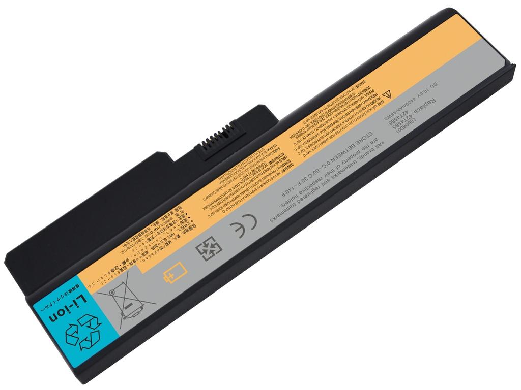NRG+ baterija za Lenovo 3000 B550 G430 G450 G530 42T4585