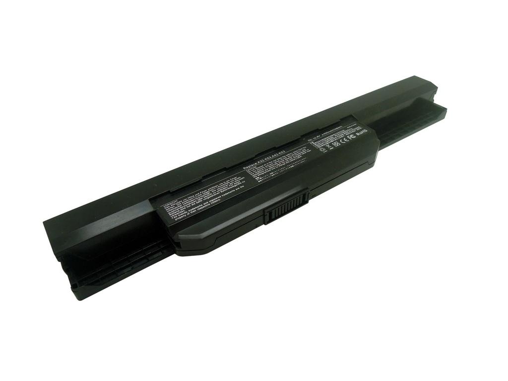 Baterija NRG+ za Asus K53 X55 X54 A53 A32-K53