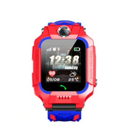 Otroška pametna ura Q19W Daljinski monitor GPS + Wifi Power Save