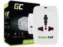 Green Cell ® Univerzalni adapter za električno vtičnico