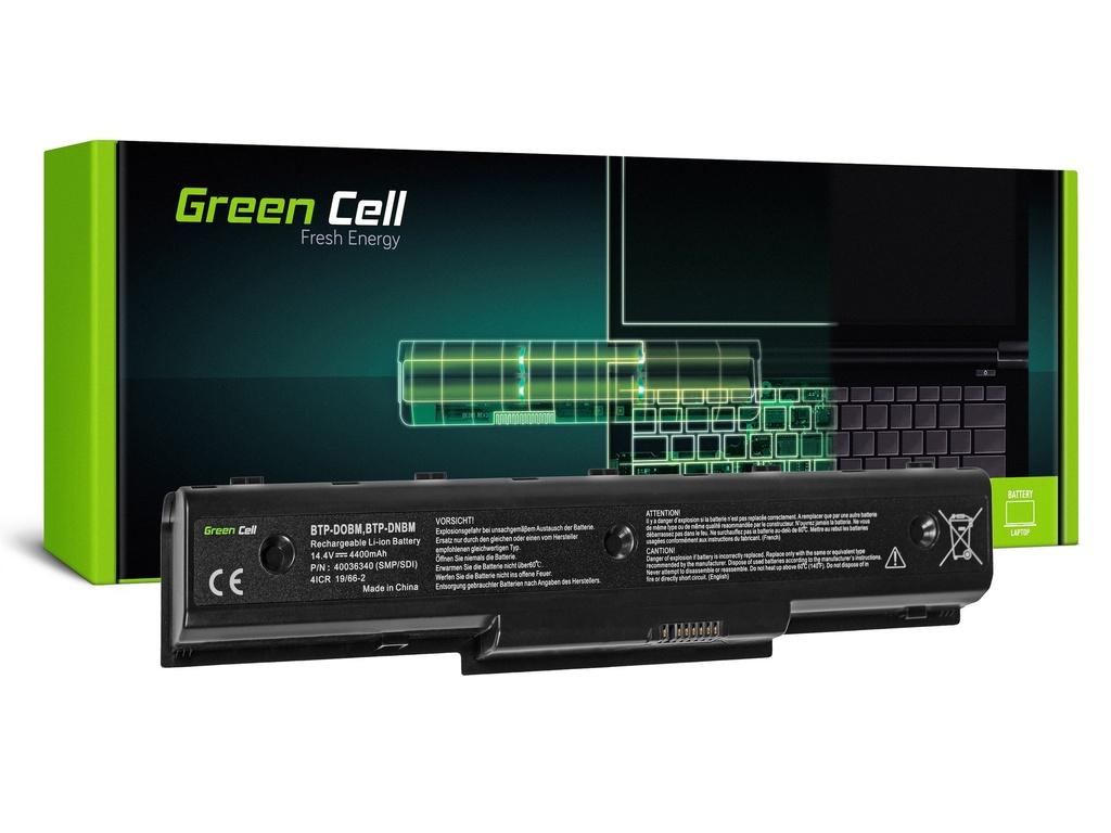 Green Cell baterija za Medion Akoya E7218 P7624 P7812 / 14,4V 4400mAh