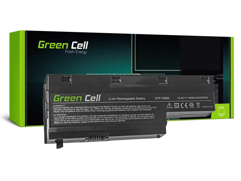 Green Cell baterija za Medion Akoya E7211 E7212 E7214 E7216 P7611 P7612 P7614 P7618 / 14,4V 4400mAh