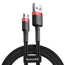 Baseus Cafule micro USB Podatkovni kabel QC 3.0 1.5A 2m