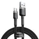 Baseus Cafule Type C podatkovni kabel QC 3.0 2A 2m