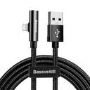 Baseus Rhythm Bent-Elbow lightning podatkovni kabel  2.4A 1.2m
