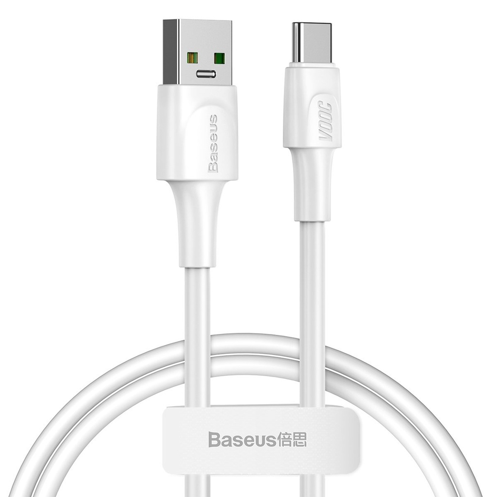 Baseus USB - USB podatkovni kabel tipa C VOOC Quick Charge 3.0 5 A 1 m
