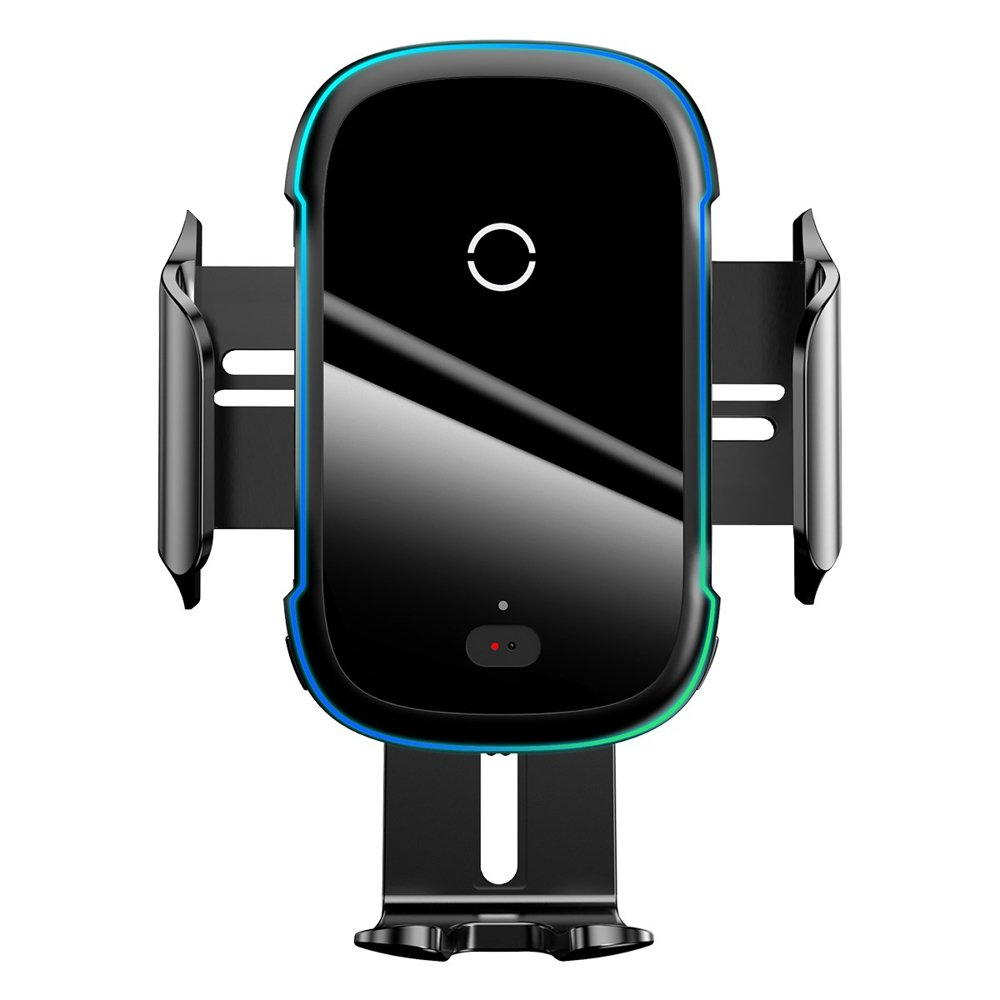 Baseus Smart držalo za prezračevanje Wireless Qi 15W