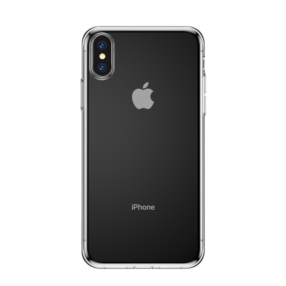 Baseus Simplicity TPU ovitek za iPhone XS / X