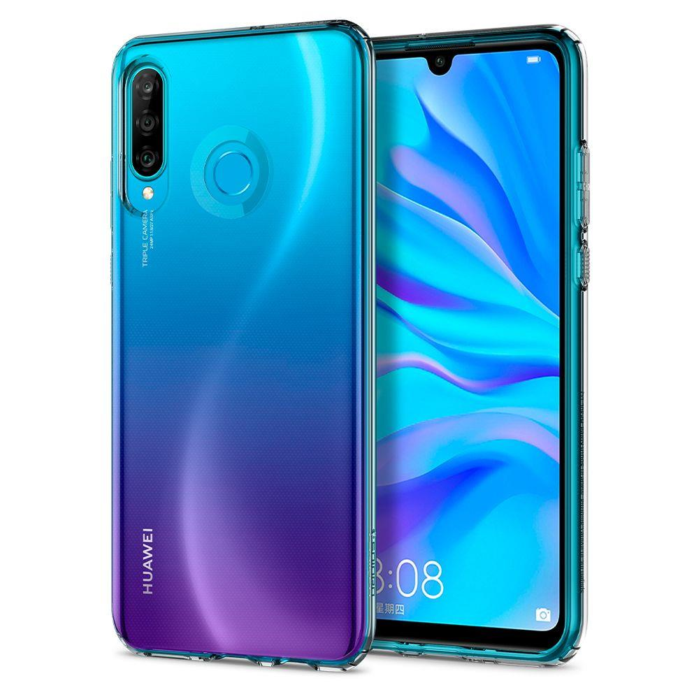 Spigen Liquid Crystal ovitek za Huawei P30 Lite