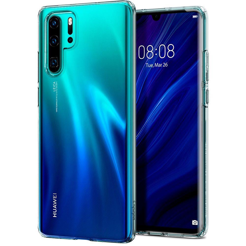 Spigen Liquid Crystal ovitek za Huawei P30 Pro