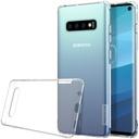 Nillkin Nature TPU gel za ultra tanko ovitek za Samsung Galaxy S10 prozoren