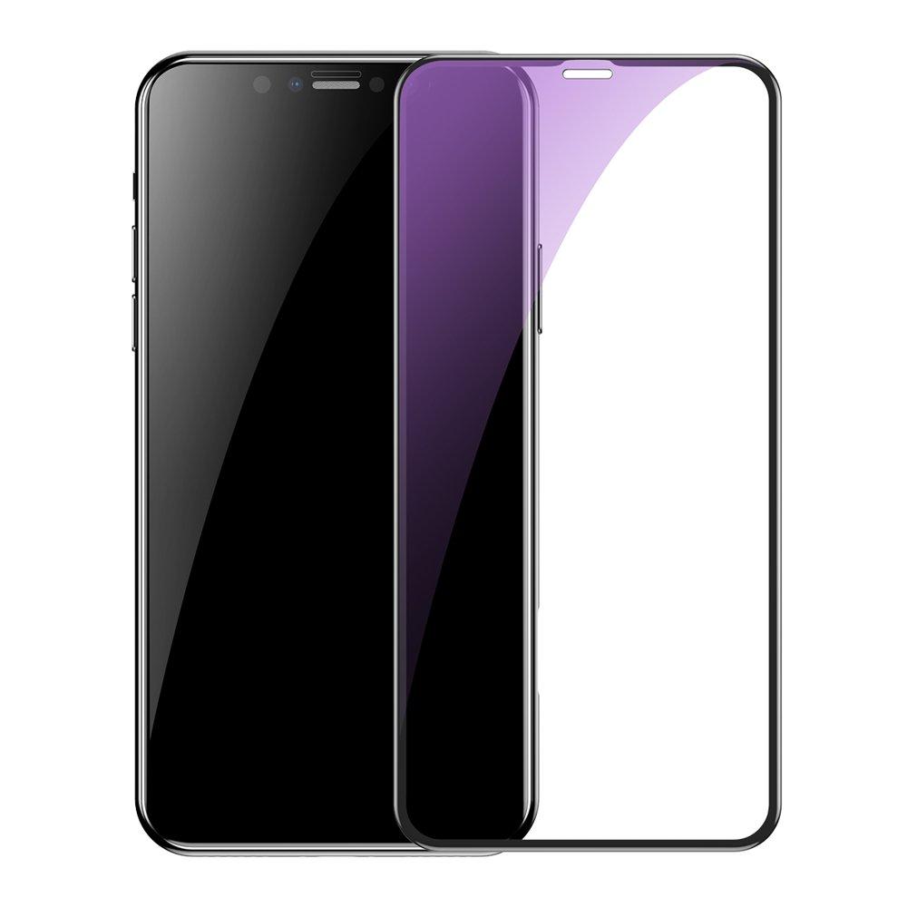 """Baseus steklo 0.3 mm za iPhone 5.8"""" 2x kosa"""