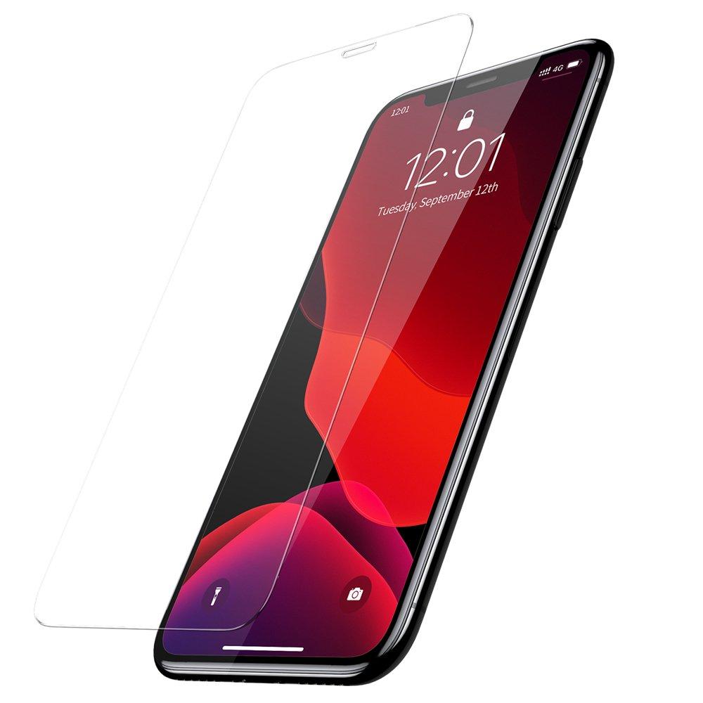 Baseus zaščitno steklo za iPhone X / XS 0,3 mm
