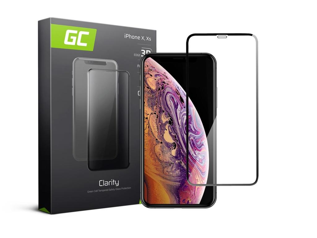 Zaščita zaslona GC Clarity za Apple iPhone X, XS