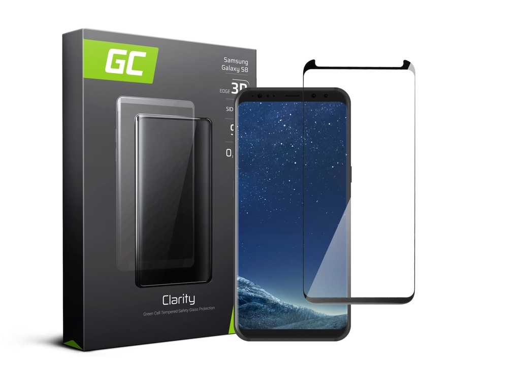 Zaščita zaslona GC Clarity za Samsung Galaxy S8