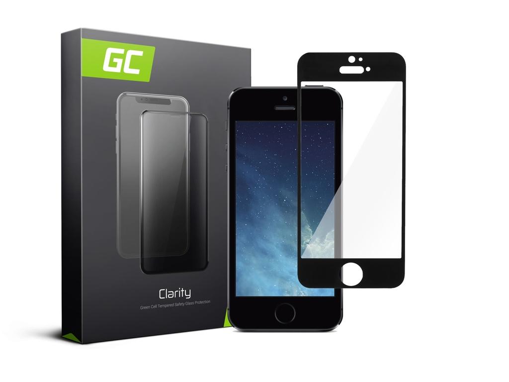 Zaščita zaslona GC Clarity za Apple iPhone 5 / 5S / 5C / SE