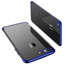 Clear Color TPU ovitek za iPhone 8 Plus / iPhone 7 Plus
