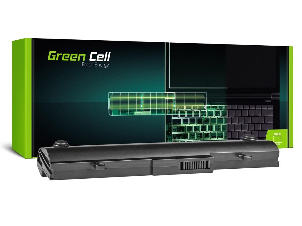 Baterija Green Cell za Asus Eee-PC 1001 1001P 1005 1005P 1005H (crna) / 11,1V 4400mAh