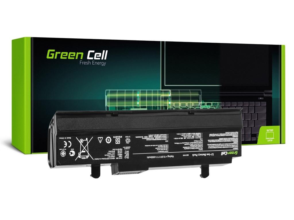 Baterija Green Cell za Asus Eee-PC 1015 1215 1215N 1215B (crna) / 11,1V 4400mAh