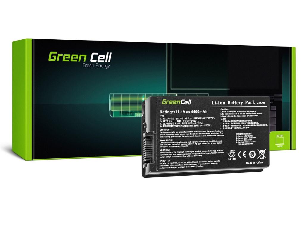 Baterija Green Cell za Asus F50 F80S N60 Ks60 Ks61 / 11,1V 4400mAh