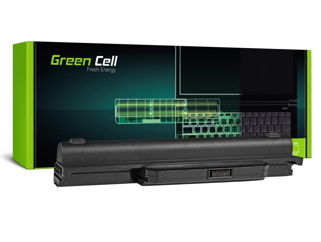 Baterija Green Cell za Asus A31-K53 Ks53S Ks53T K53E / 11,1V 6600mAh