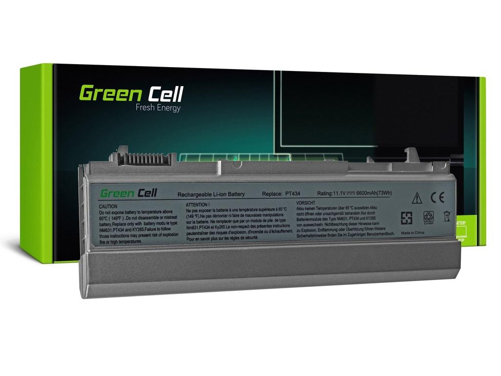 Baterija Green Cell za Dell Latitude E6400 E6410 E6500 E6510 / 11,1V 6600mAh