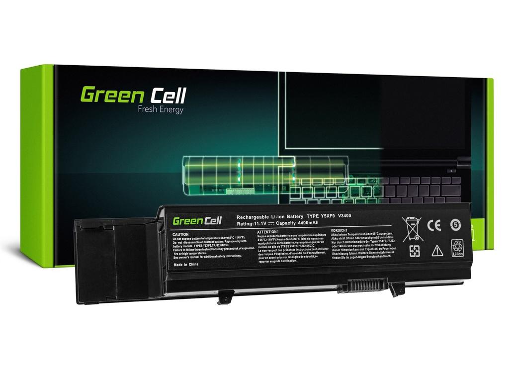Baterija Green Cell za Dell Vostro 3400 3500 3700 Precision M40 M50 / 11,1V 4400mAh