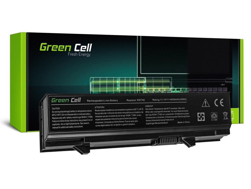 Baterija Green Cell za Dell Latitude E5400 E5410 E5500 E5510 / 11,1V 4400mAh