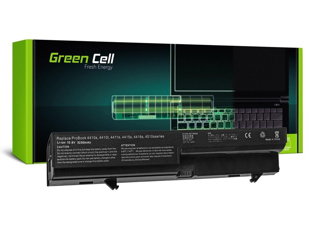 Baterija Green Cell za HP Probook 4400 4410s 4411s 4415s 4416s / 11,1V 4400mAh