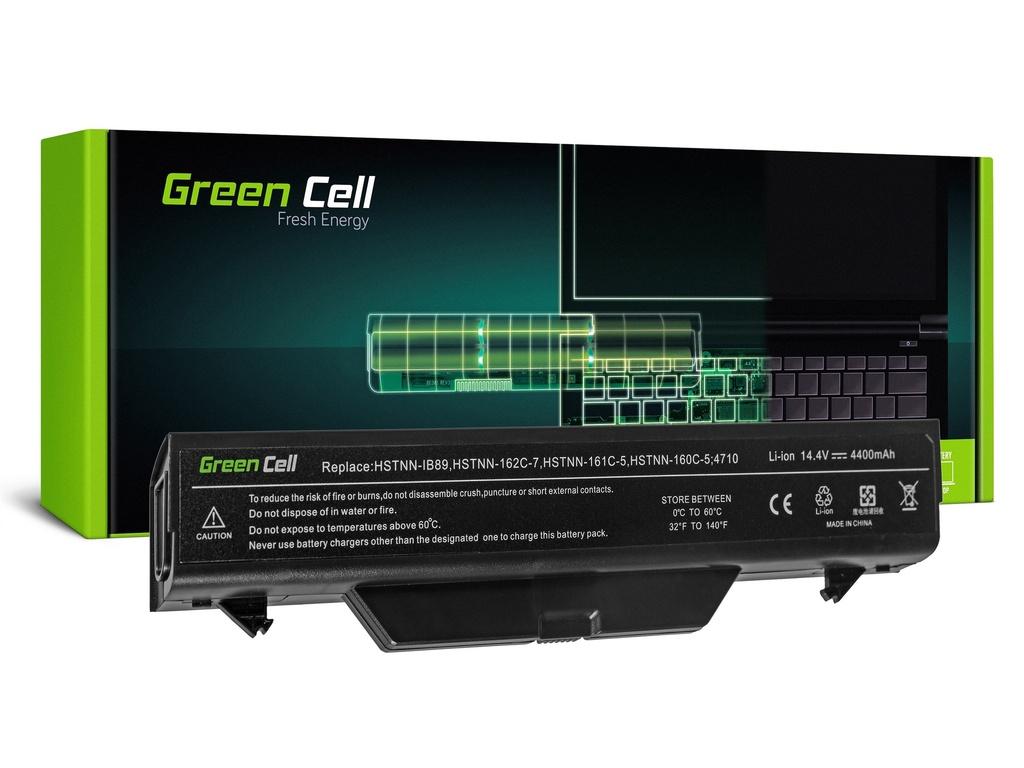 Baterija Green Cell za HP Probook 4510 4510s 4515s 4710s 4720s / 14,4V 4400mAh