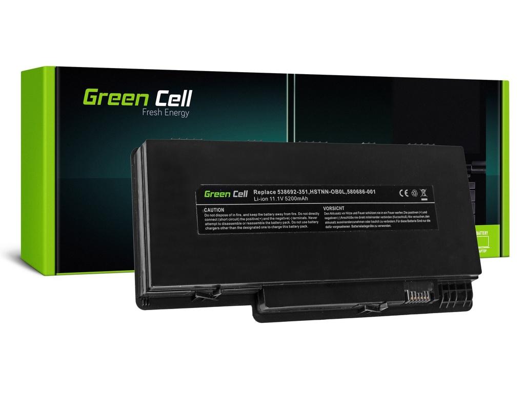 Baterija Green Cell za HP Pavilion DM3 DM3T DM3Z / 11,1V 4400mAh