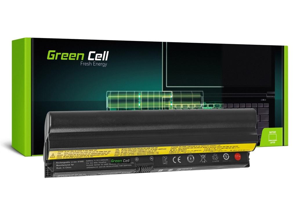 Baterija Green Cell za Lenovo ThinkPad X100e X120 X120e, Edge E10 11 / 11,1V 4400mA