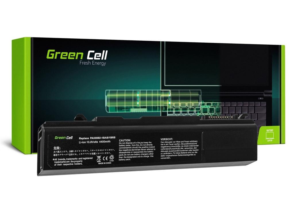 Baterija Green Cell za Toshiba Tecra A2 A9 A10 S3 S5 M10 Portage M300 M500 / 11,1V 4400mAh