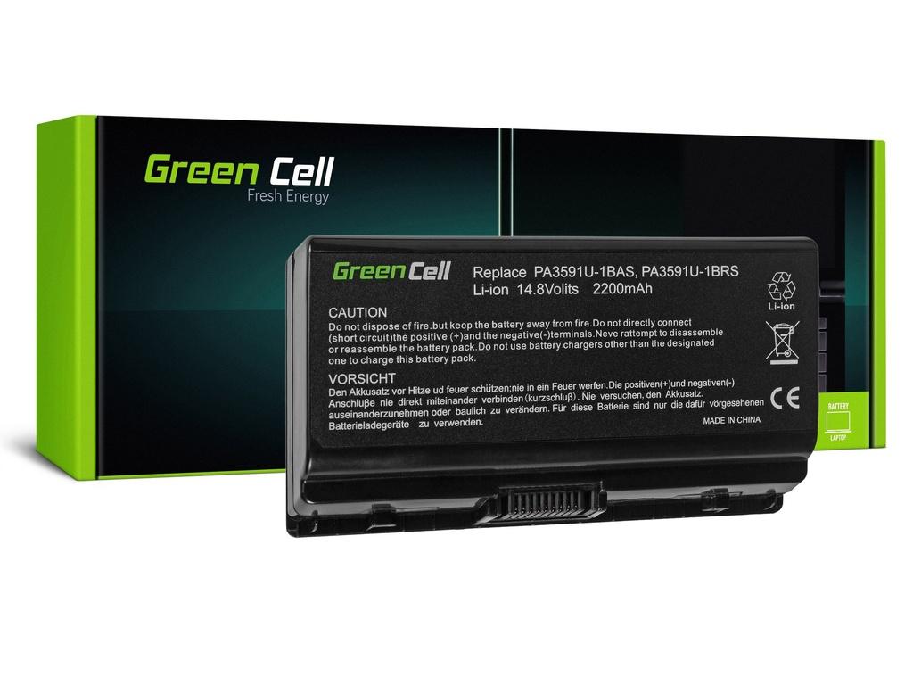Baterija Green Cell za Toshiba Satellite L40 L45 L401 L402 PA3591U-1BRS