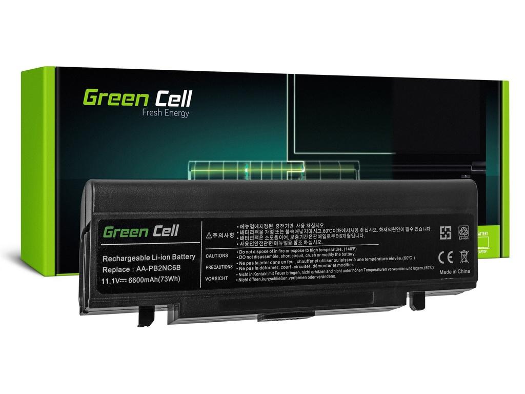 Baterija Green Cell za Samsung NP-P500 NP-R505 NP-R610 NP-SA11 NP-R510 NP-R700 NP-R560 NP-R509 / 11.1V 6600mAh