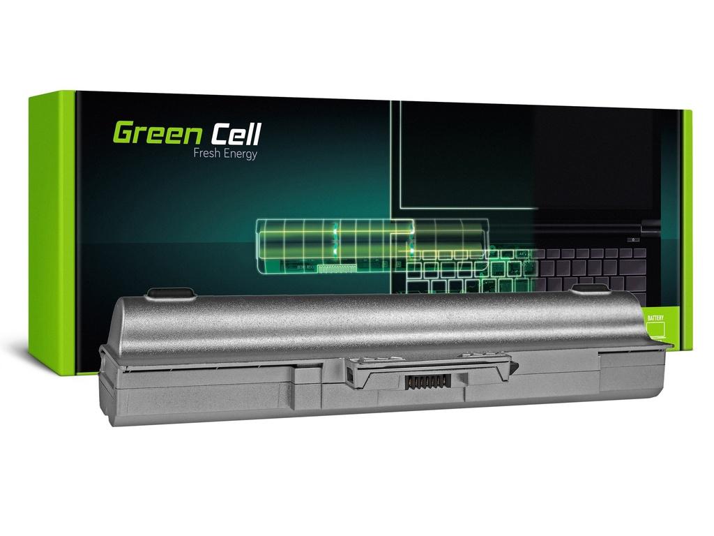 Baterija Green Cell za Sony Vaio VGP-BPS13 VGP-BPS21 (silver) / 11,1V 6600mAh