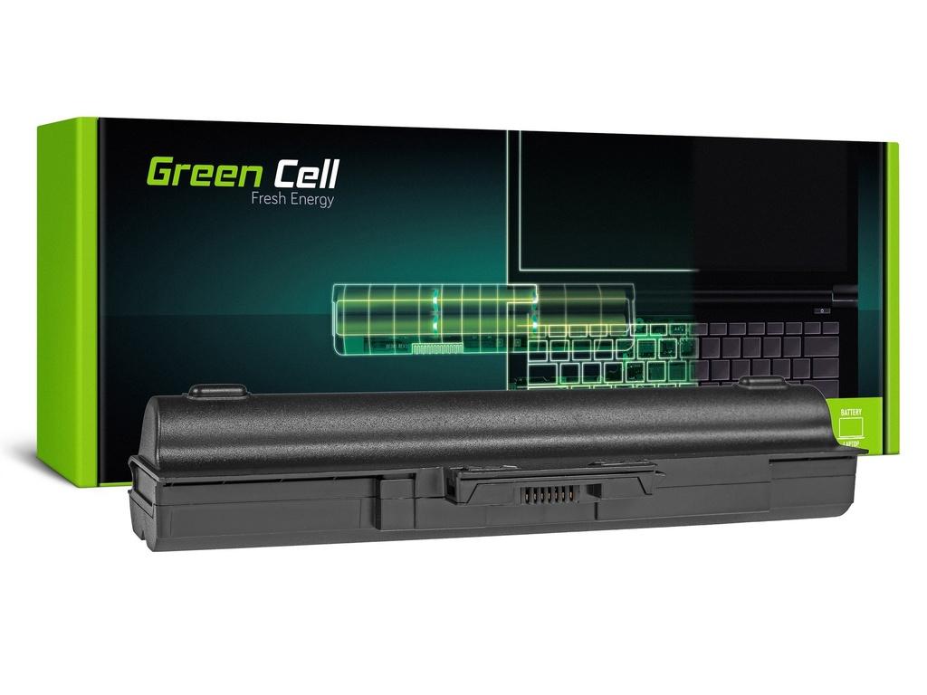 Baterija Green Cell za Sony Vaio VGP-BPS13 VGP-BPS21 (black) / 11,1V 6600mAh
