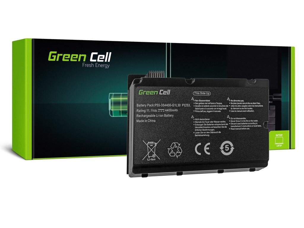 Baterija Green Cell za Fujitsu-Siemens Amilo Pi2530 Pi2550 Pi3540 Ksi2550 / 11,1V 4400mAh