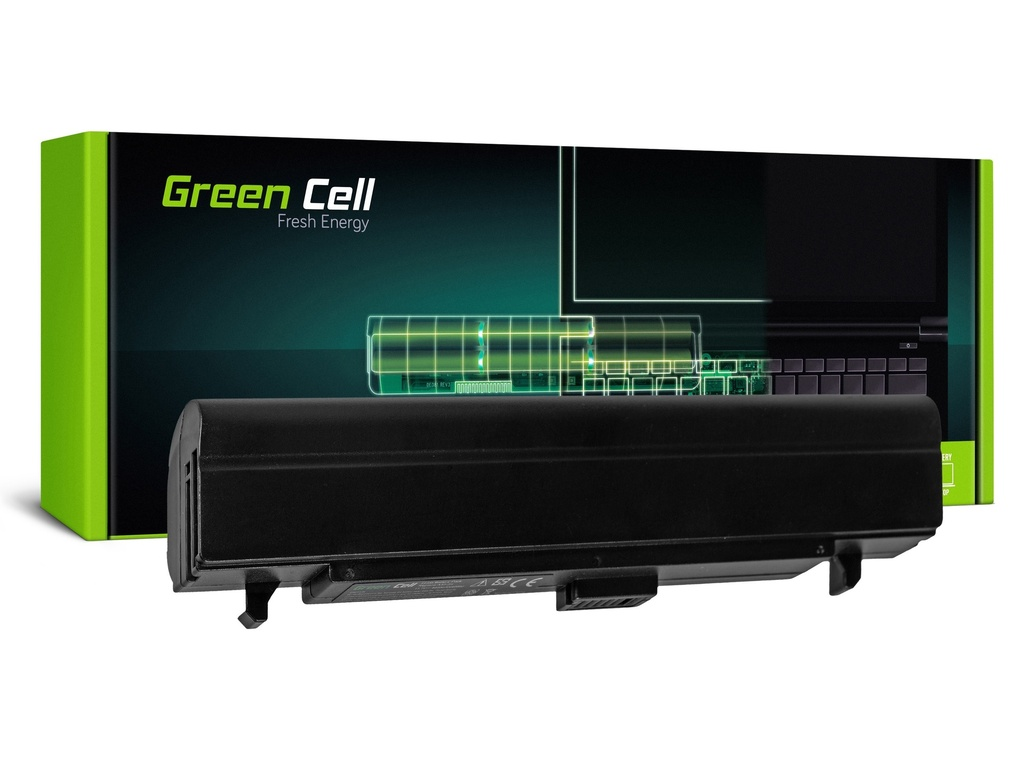 Baterija Green Cell za Asus M5 M5000 S5 S5A S5000 A32-S5 / 11,1V 4800mAh