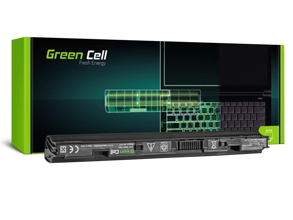 Baterija Green Cell za Asus Eee-PC Ks101 Ks101H Ks101C Ks101Ks (crna) / 11,1V 2200mAh