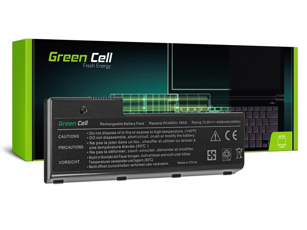 Baterija Green Cell za Toshiba P100 P105 Satego P100 PA3479U-1BRS / 11,1V 4400mAh