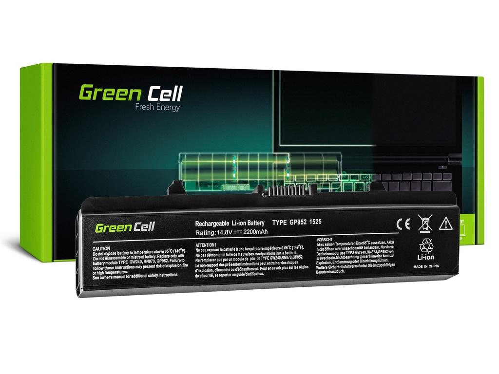 Baterija Green Cell za Dell Inspiron 1525 1526 1545 1546 PP29L PP41L / 14,4V 2200mAh