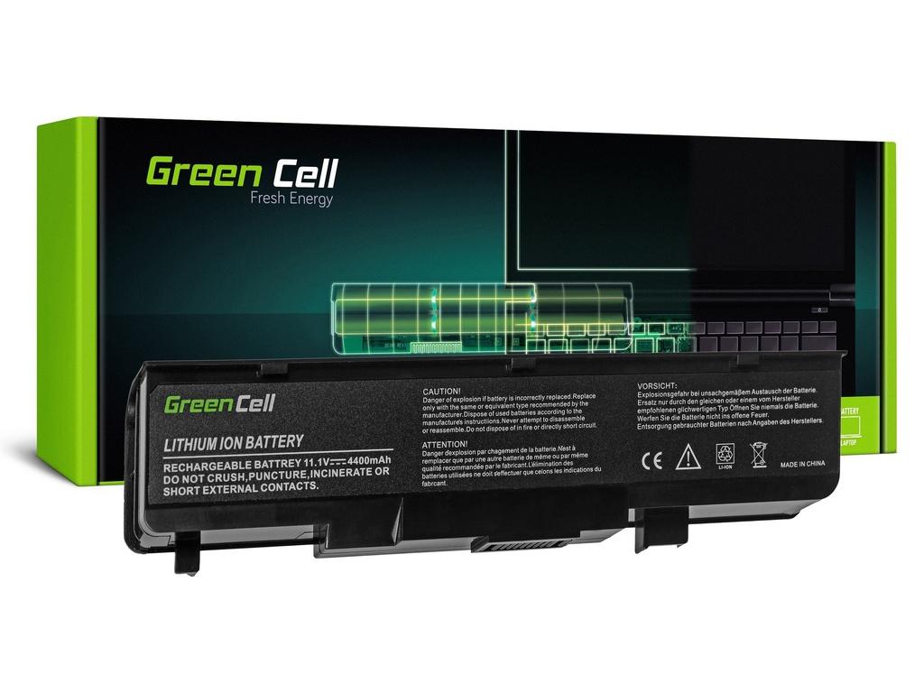 Baterija Green Cell za Fujitsu-Siemens V2030 V2035 V2055 V3515 K50 / 11,1V 4400mAh