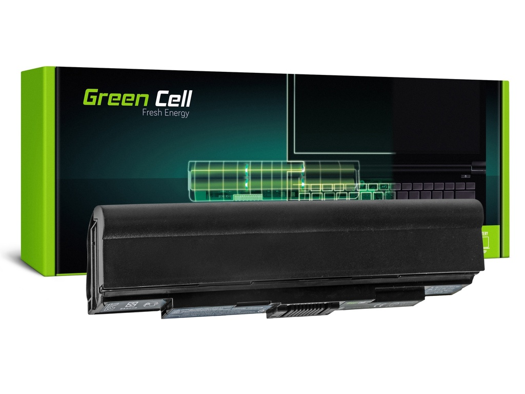 Baterija Green Cell za Acer Aspire One 721 753 Aspire 1551 / 11,1V 4400mAh