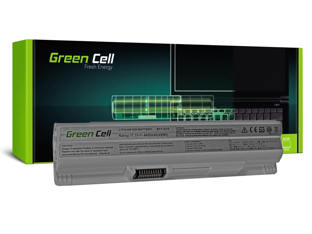 Green Cell baterija za MSI CR650 CX650 FX600 GE60 GE70 (bela) / 11,1V 4400mAh